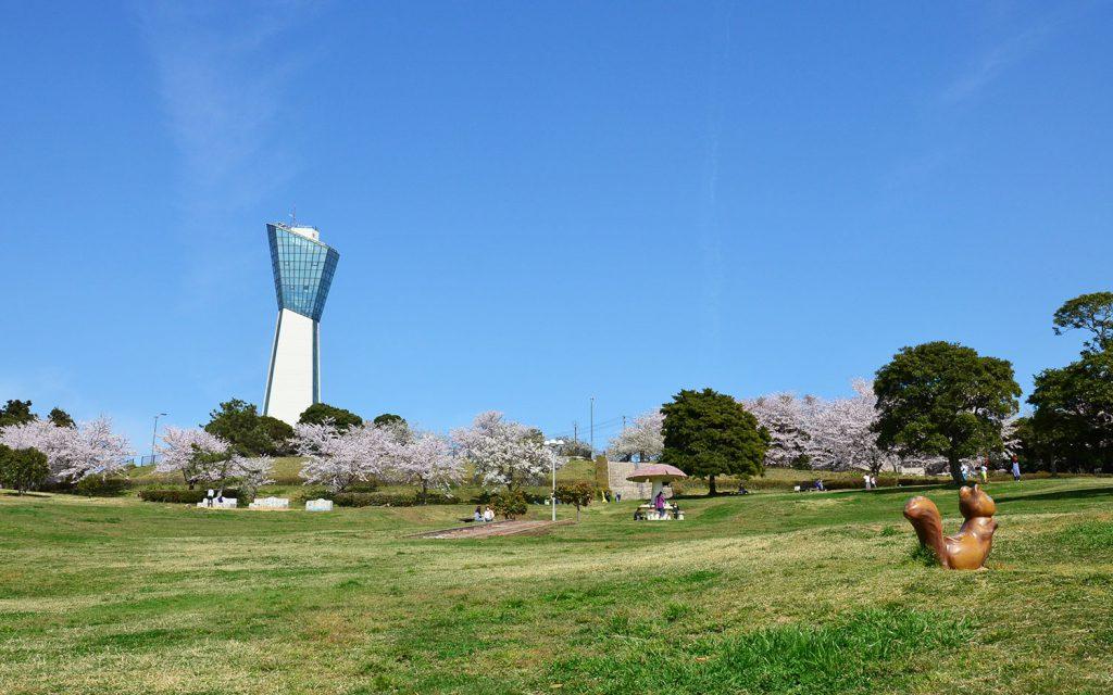 三崎公園・マリンタワー