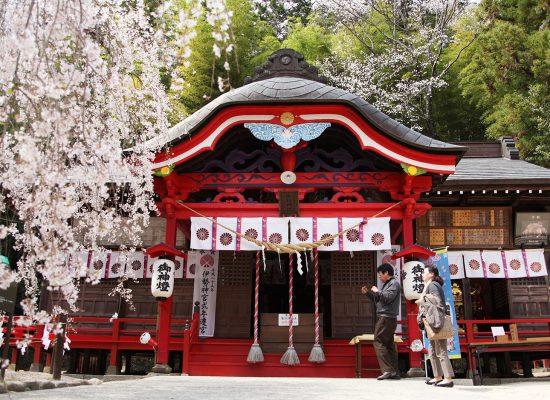 小川諏訪神社